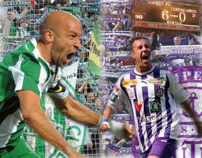 Újpest vs Ferencváros, A background